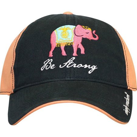 Simply Southern Juniors Be Strong Hat