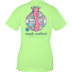 Simply Southern Juniors Stand Tall T-Shirt