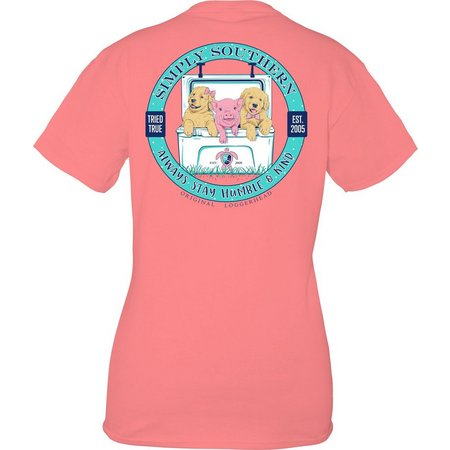 Simply Southern Juniors Humble & Kind T-Shirt