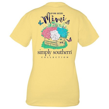 Simply Southern Juniors Mimi Screen T-Shirt