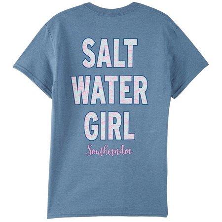 Southerndoe Juniors Salt Water Girl T-Shirt