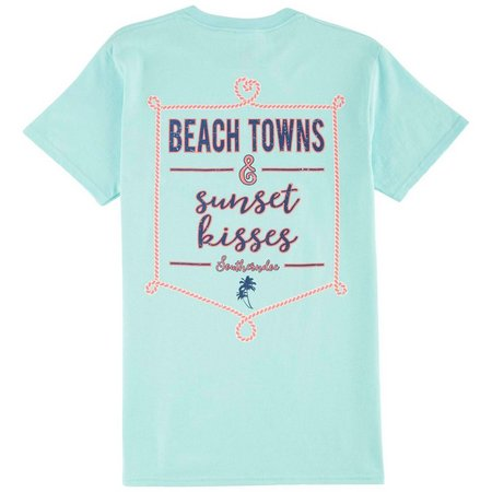 Southerndoe Juniors Beach Towns T-Shirt