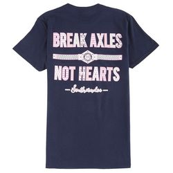 Southerndoe Juniors Break Axles Not Hearts T-Shirt
