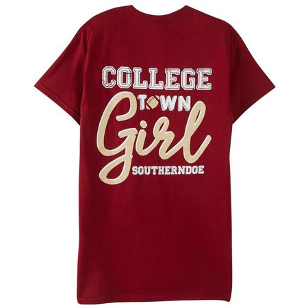 Southerndoe Juniors College Town Screen T-Shirt
