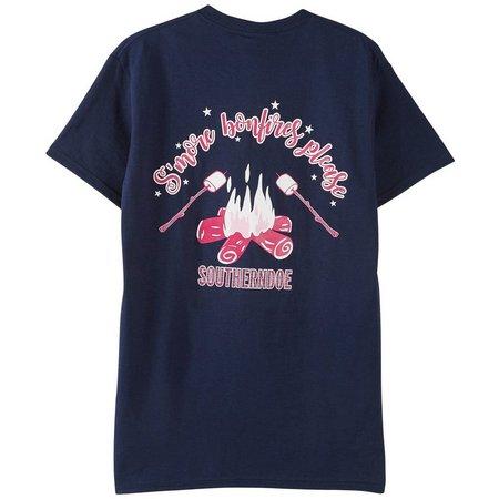 Southerndoe Juniors S'More Bonfire T-Shirt