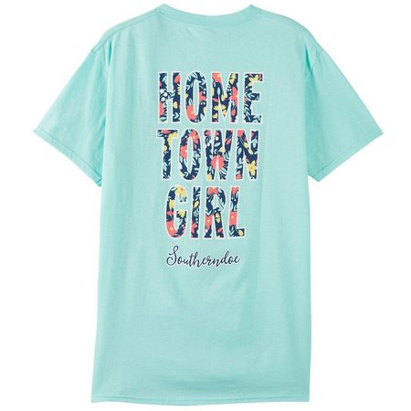 Southerndoe Juniors Hometown Girl T-Shirt