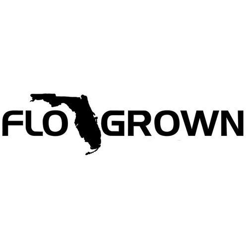 Flogrown Standard Logo Decal Bealls Florida