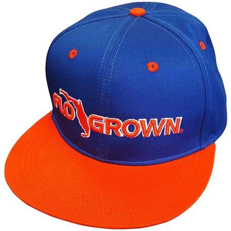 FloGrown Mens Two-Tone 3-D Logo Hat