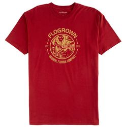FloGrown Mens Original Garnet Cupcakes T-Shirt