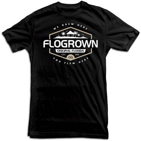 FloGrown Mens Original Florida T-Shirt