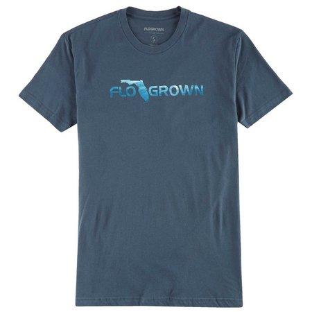 FloGrown Mens Bull Shark T-Shirt