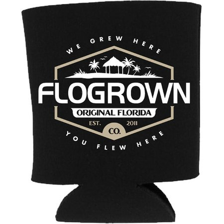 FloGrown Original Floridian Bottle Cooler