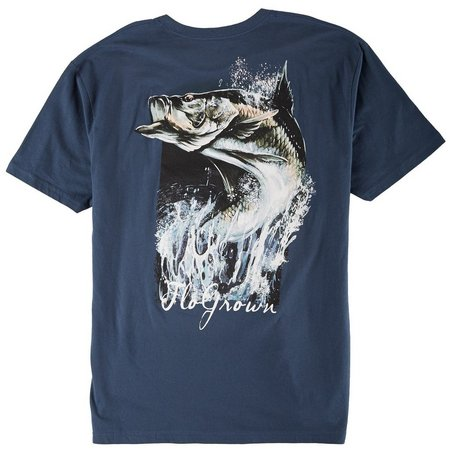 FloGrown Mens Snook T-Shirt