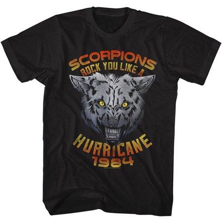 American Classics Mens Scorpions Tour T-Shirt