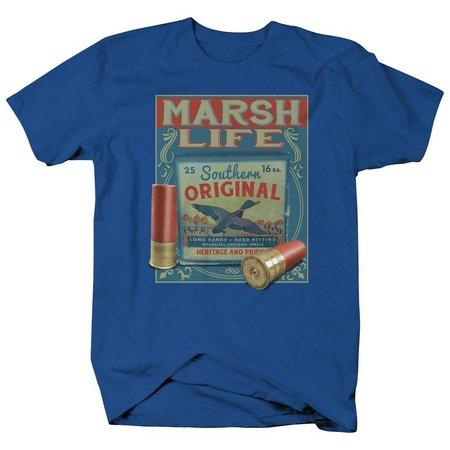 Authentic Classics Mens Marsh Life T-Shirt