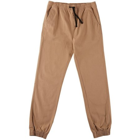 Hollywood Mens Stretch Jogger Pants
