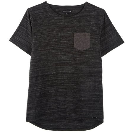 Ocean Current Mens Dark Bender Pocket T-Shirt