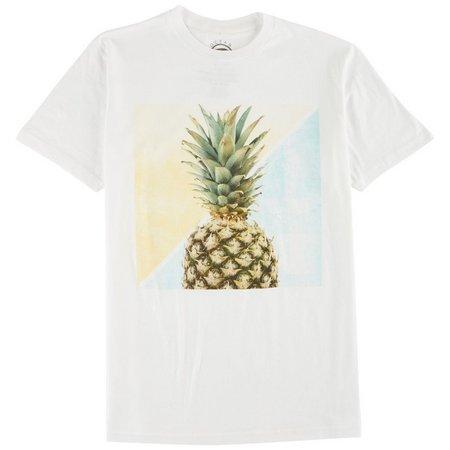 Ocean Current Mens Top Half T-Shirt
