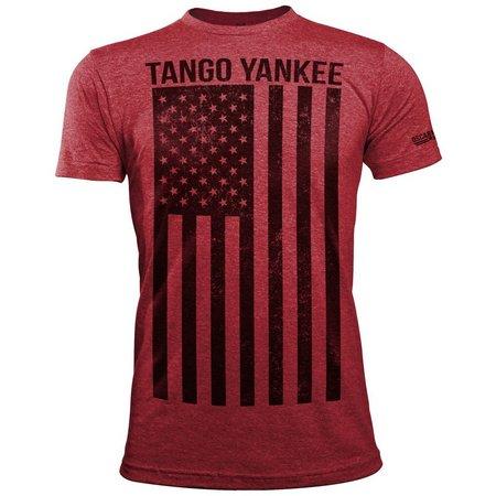 Oscar Mike Mens Tango Yankee T-Shirt