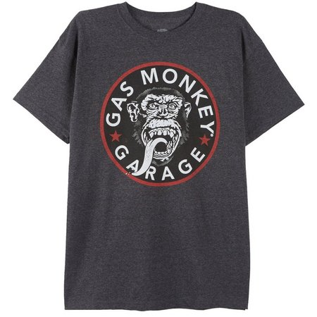 Gas Monkey Garage Mens Logo T-Shirt