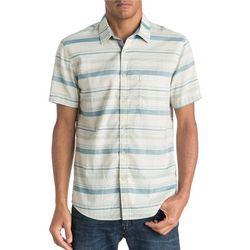 Quiksilver Mens Aventail Short Sleeve Shirt