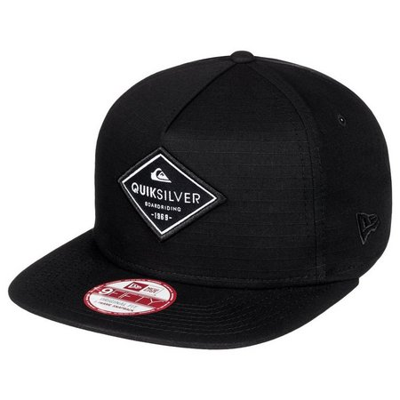 Quiksilver Mens Stakes Snapback Hat