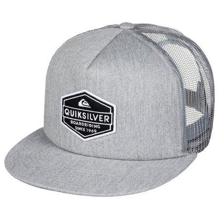 Quiksilver Mens Marbleson Trucker Hat