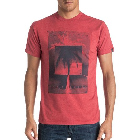 Quiksilver Mens Inverted T-Shirt