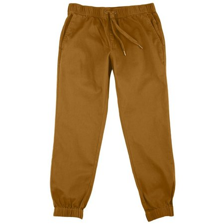 AgCatton Mens Pull-On Jogger Pants