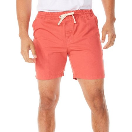 Alpha Beta Mens Pocket Shorts