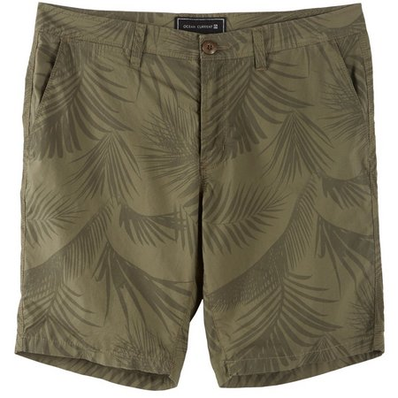 Ocean Current Mens Chiarusha Flat Front Shorts