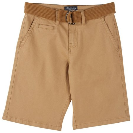 Company 81 Mens Stretch Flat Front Shorts
