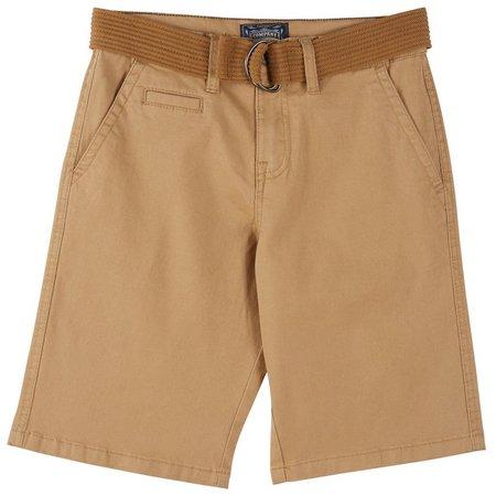 Company 81 Mens Stretch Flat Front Shorts