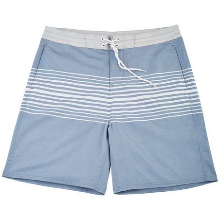 Burnside Mens Classic Blue Boardshorts