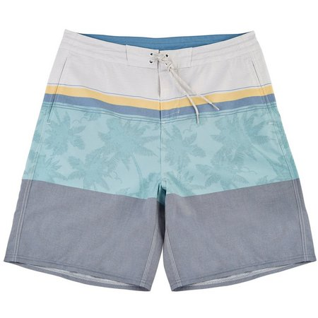 Burnside Mens Denim Molokai Boardshorts