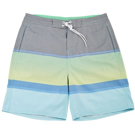 Burnside Mens Iconic Midnight Boardshorts