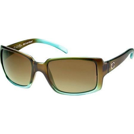 Salt Life Mens Bal Harbour Olive Fade Sunglasses