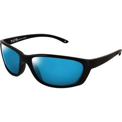Salt Life Mens South Port Gloss Black Sunglasses