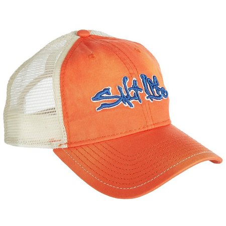Salt Life Mens Stance Trucker Hat
