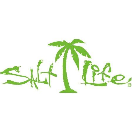 Salt Life Signature Palm Tree Decal
