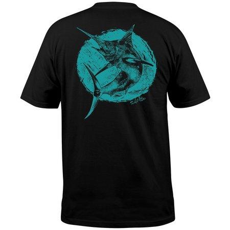 Salt Life Mens Marlin Sun T-Shirt