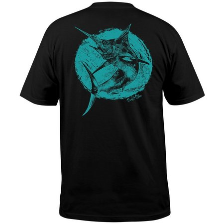Salt Life Mens Marlin Sun T-Shirt