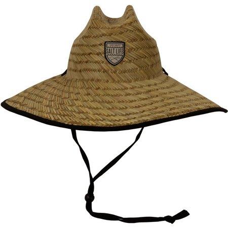 Salt Life Mens Beach Day Straw Hat