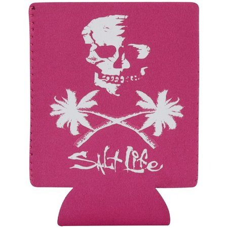 Salt Life Captain Palms Can Cooler