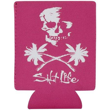 Salt Life Captain Palms Can Cooler