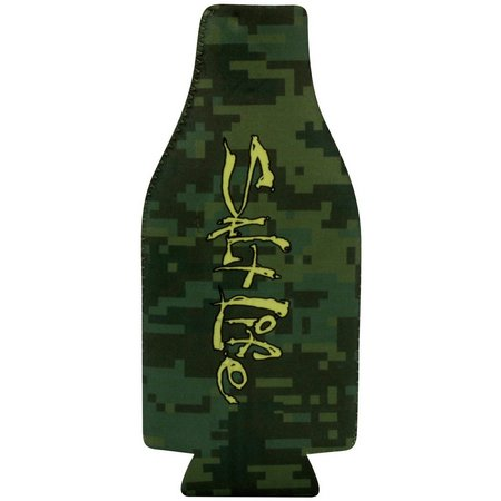 Salt Life Digital Camo Insulated Bottle Cooler