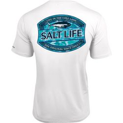 New! Salt Life Mens Life In The Cast