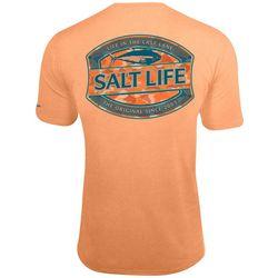 Salt Life Mens In The Cast Lane Pocket