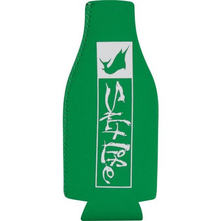Salt Life All Day Green Insulated Bottle Cooler