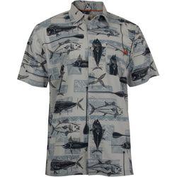 New! Salt Life Mens Coconuts Short Sleeve Shirt